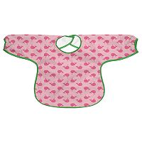 Green Sprouts by i play. Whale Waterproof Bib - Toddler