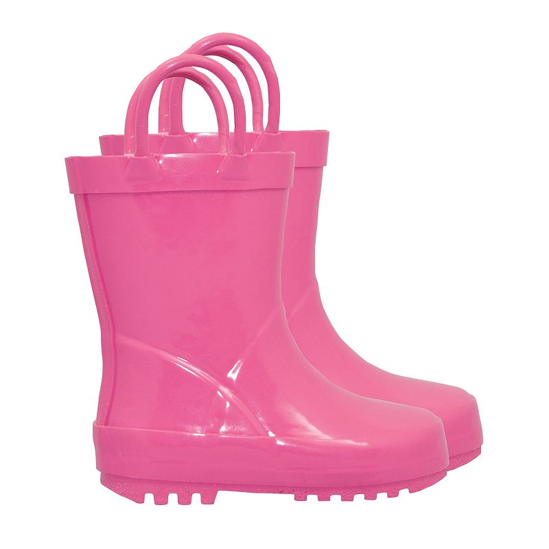 i play. Solid Rain Boots - Toddler Girls