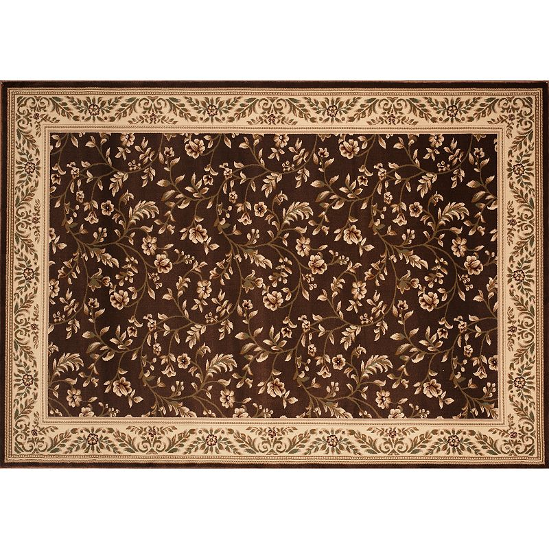 Brown Cream Rug Kohl S