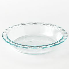 Pyrex Advantage Glass Pie Plate
