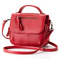 Buxton Kangaroo Crossbody Bag