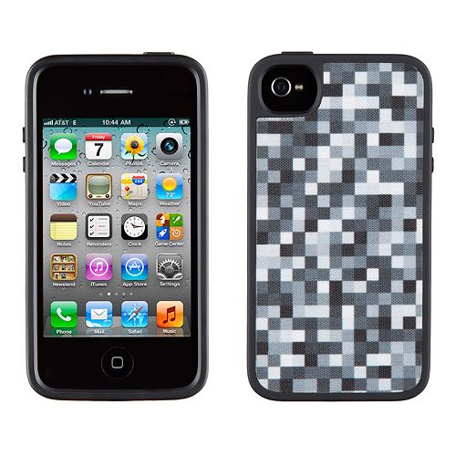 Speck Iphone 4/4S Pixel Party Fabshell Hard Case