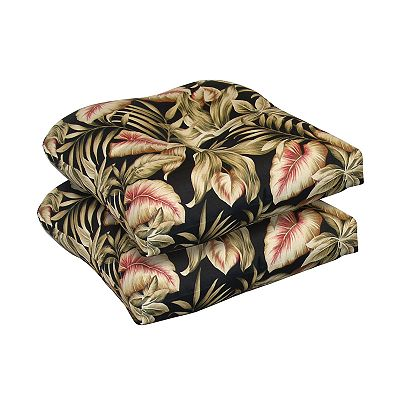 Tempo Products Tropical Forest 2-pc. Outdoor Cushion Set