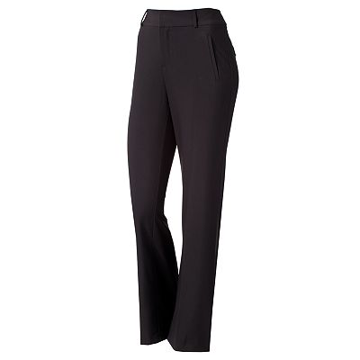 Dockers Straight-Leg Trouser Pants - Petite