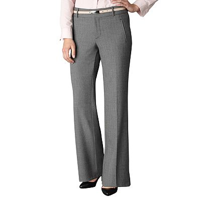 Dockers Slimming Straight-Leg Trouser Pants - Petite