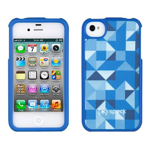 Speck Iphone 4/4S Shape Scope Fitted Hard Case