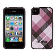 Speck iPhone 4/4S Mega Plaid Fitted Hard Case