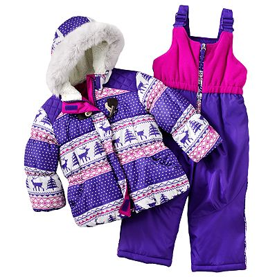 ZeroXposur Cassie Jacket and Snowpants Set - Toddler