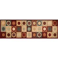 Momeni Checkers Rug Runner - 27