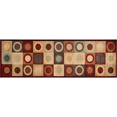 Momeni Checkers Rug Runner - 27' x 90'