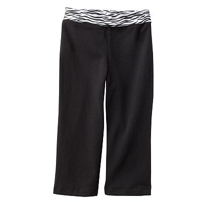 Jumping Beans Knit Yoga Pants - Baby