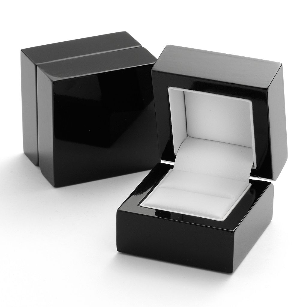 14k White Gold 1/4-ct. T.W. IGL Certified Round Cut Diamond Ring