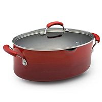 Rachael Ray 8-qt. Nonstick Oval Pasta Pot