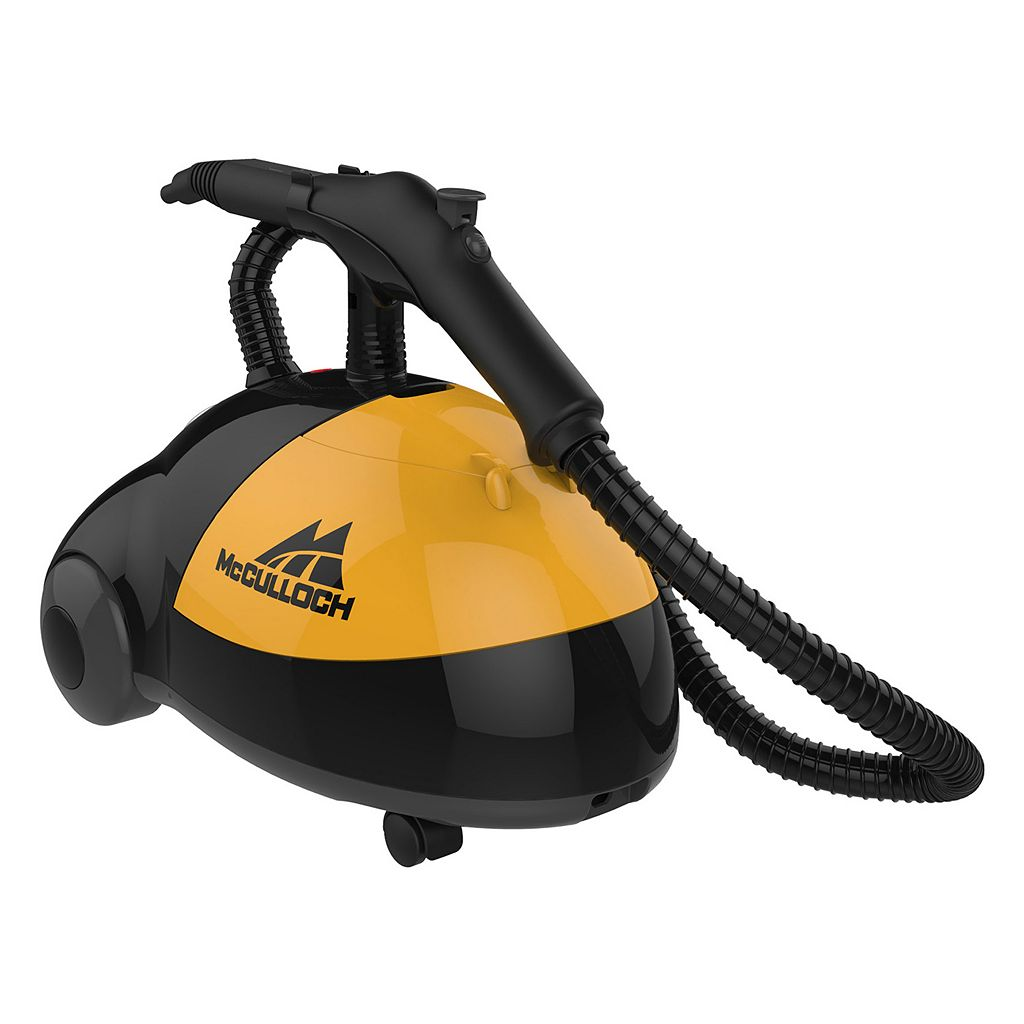 McCulloch Heavy-Duty Steam Cleaner