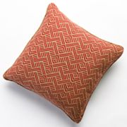 Chaps Annabelle Woven Square Decorative Pillow