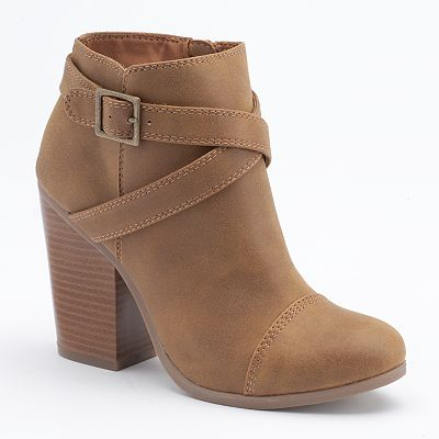 LC Lauren Conrad Booties - Women