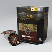 Keurig Vue Pack Tully's Coffee Espresso Roast - 16-pk.