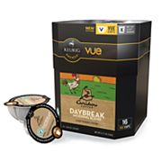 Keurig Vue Pack Caribou Coffee Daybreak Morning Blend - 16-pk.