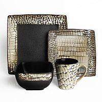 American Atelier Boa 16-pc. Dinnerware Set
