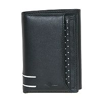 Buxton Luciano Leather Trifold Wallet