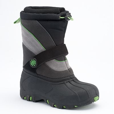 Totes Jake High-Performance Winter Boots - Boys