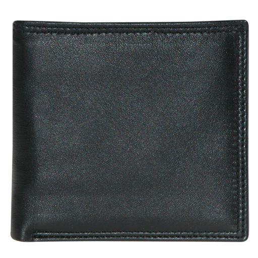 Buxton Emblem Leather Cardex Wallet