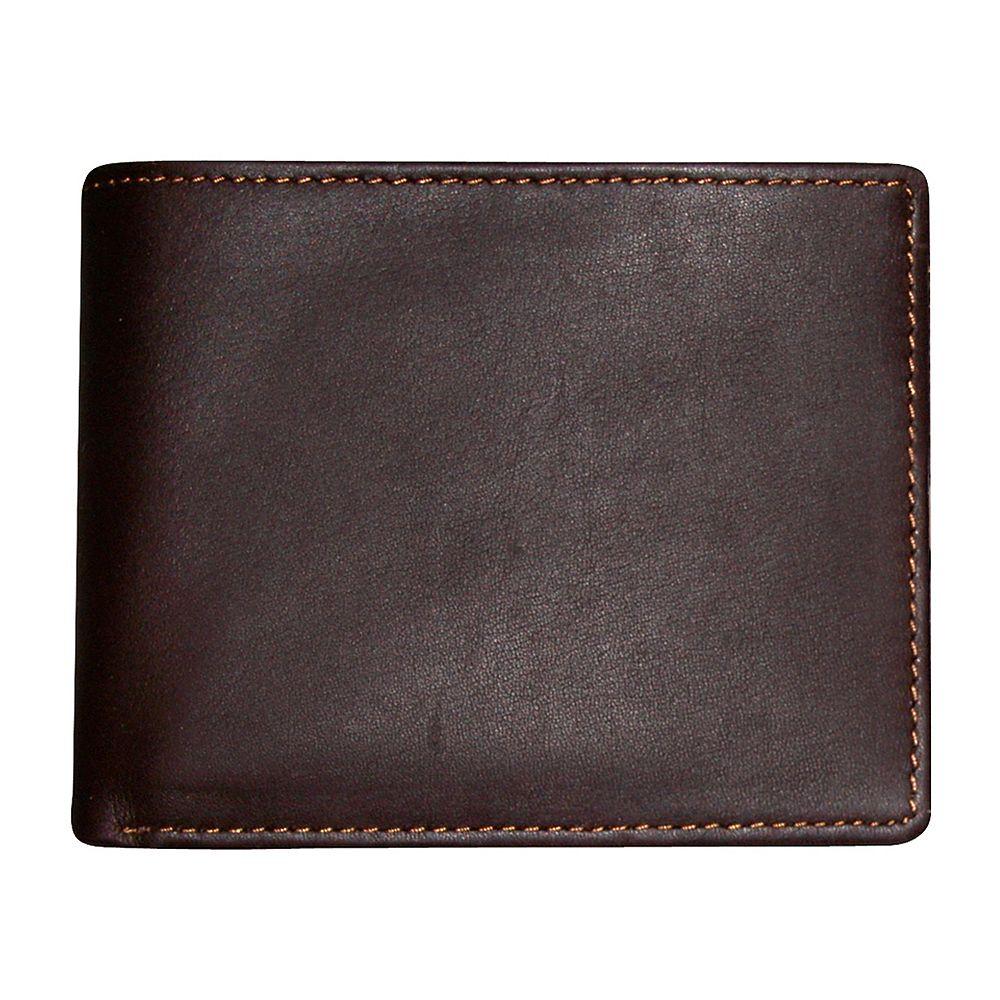 DOPP Regatta Convertible Leather Thinfold Wallet