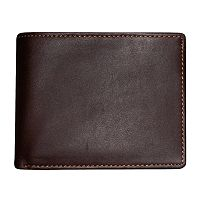 DOPP Regatta Convertible Leather Thinfold Wallet