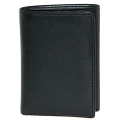 DOPP Regatta Leather Trifold Wallet