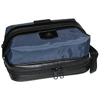 DOPP Business Class Zip-Bottom Nylon Travel Kit