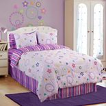 Veratex Star Dance 4-pc. Comforter Set - Full