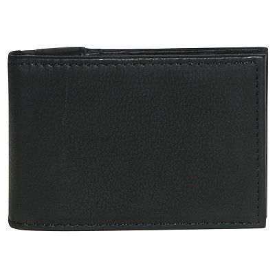 DOPP Milan Thinfold Leather Money Clip