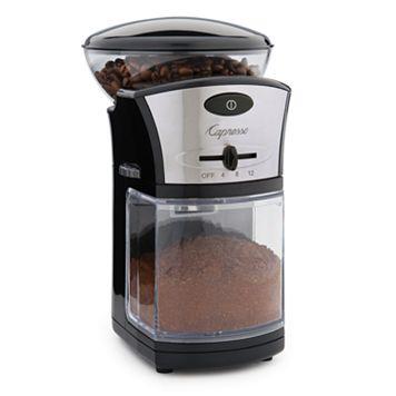 Capresso Coffee Burr Grinder