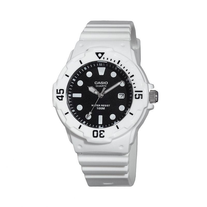 Casio Women's Watch - LRW200H-1EVCF, White