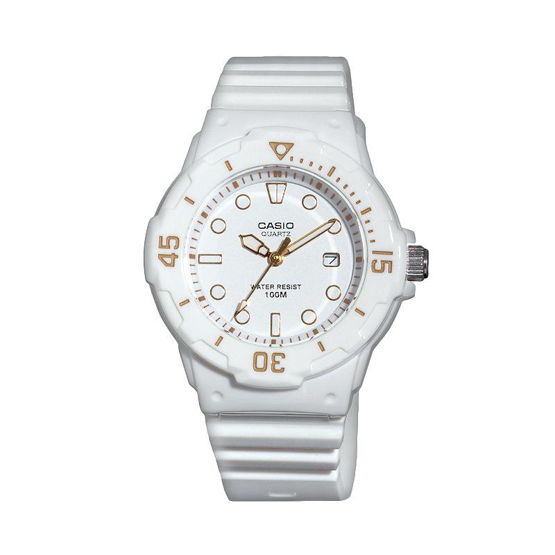 Casio Wome's Watch - LRW200H-7E2VCF, Women's, White
