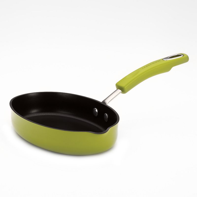 Rachael Ray 9-in. Nonstick Oval Skillet