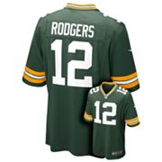 Nike Green Bay Packers Aaron Rodgers NFL Jersey - Boys 8-20