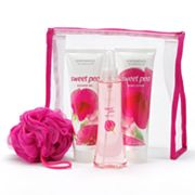 Scentsations Sweet Pea Shower Gel, Body Lotion and Body Mist Gift Set
