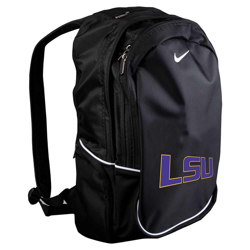 LSU Tigers 12-in. Laptop Backpack