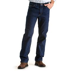 ae729aaab6d Men s Lee Regular Fit Straight Leg Jeans. Pepperstone Blue Prewash Dark  Stone Black ...
