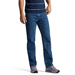 Men's Lee Regular Fit Straight Leg Jeans
