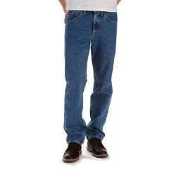 6a1148df Men's Lee Regular Fit Straight Leg Jeans