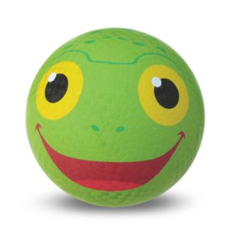Melissa and Doug Froggy 8.5-in. Rubber Kickball