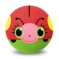 Melissa & Doug Bollie Ladybug 8.5 in Rubber Kickball