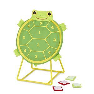 Melissa & Doug Tootle Turtle Beanbag Target Game