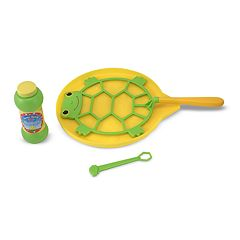 Melissa & Doug Tootle Turtle Bubble Set