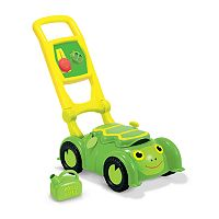 Melissa & Doug Tootle Turtle Lawnmower