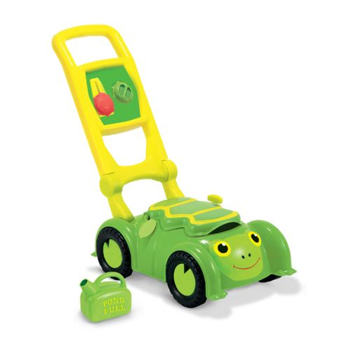 Melissa and Doug Tootle Turtle Lawnmower