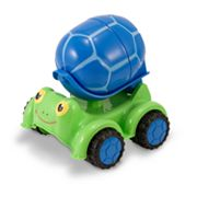 Melissa and Doug Scootin' Turtle Cement Mixer