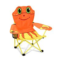 Melissa & Doug Clicker Crab Folding Chair
